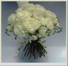 Roses & Freesia Bridal